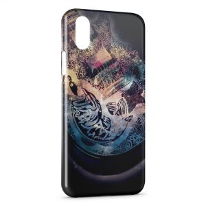 Coque iPhone X & XS Guitare Design 2