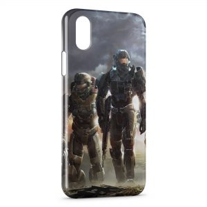 Coque iPhone X & XS Halo Reach