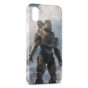 Coque iPhone X & XS Halo Xbox