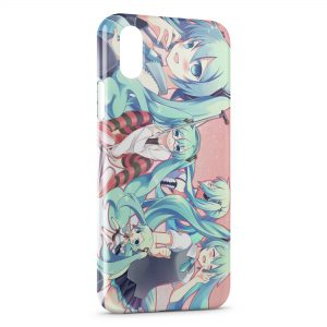 Coque iPhone X & XS Hatsune Miku