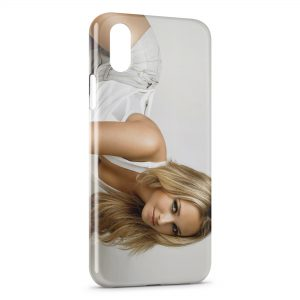 Coque iPhone X & XS Hayden Panettiere