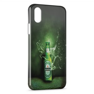 Coque iPhone X & XS Heineken 3