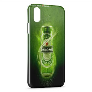Coque iPhone X & XS Heineken Power