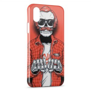 Coque iPhone X & XS Hell Yeah