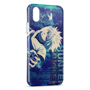 Coque iPhone X & XS Hunter x Hunter 2