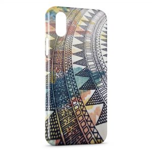 Coque iPhone X & XS Indian Design