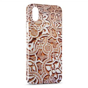 Coque iPhone X & XS Indian Style Design 4