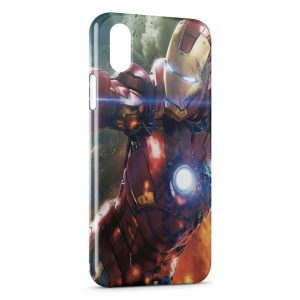 Coque iPhone X & XS Iron Man