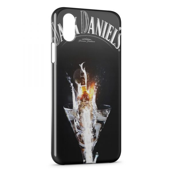 Coque iPhone X & XS Jack Daniel's Cocktail