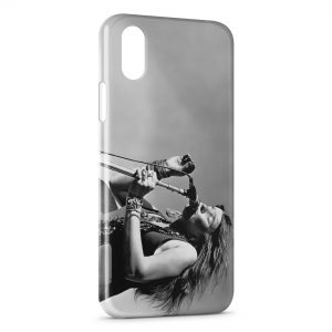 Coque iPhone X & XS Janis Joplin