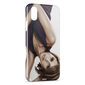 Coque iPhone X & XS Jessica Alba 2