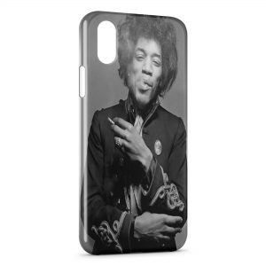 Coque iPhone X & XS Jimi Hendrix 2