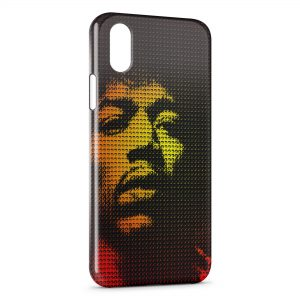Coque iPhone X & XS Jimmy Hendrix