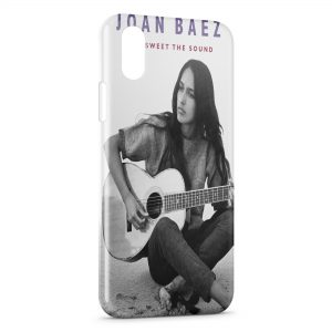 Coque iPhone X & XS Joan Baez