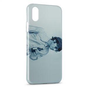 Coque iPhone X & XS John Lennon