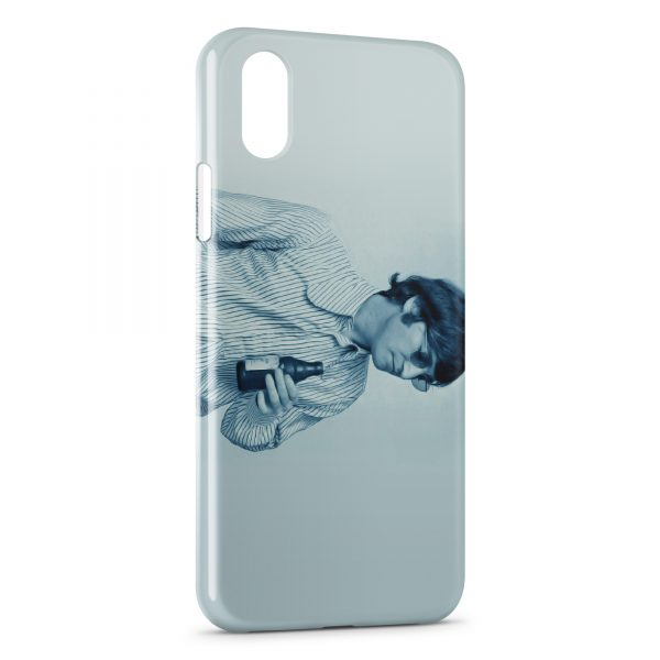 Coque iPhone X & XS John Lennon