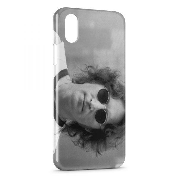 Coque iPhone X & XS John Lennon 2