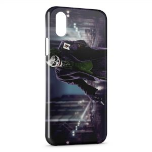 Coque iPhone X & XS Joker Batman 2
