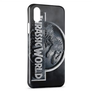 Coque iPhone X & XS Jurassic World