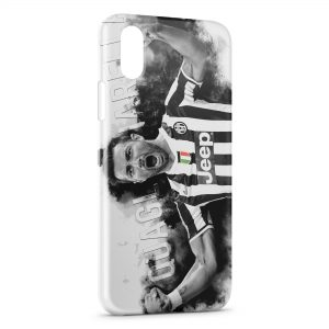Coque iPhone X & XS Juventus Football Club Quagliarella