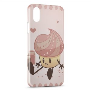 Coque iPhone X & XS Kawaii Yumi