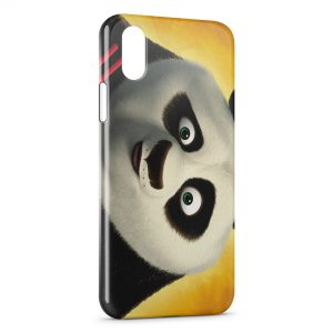 Coque iPhone X & XS Kung Fu Panda 5