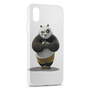 Coque iPhone X & XS Kung Fu Panda