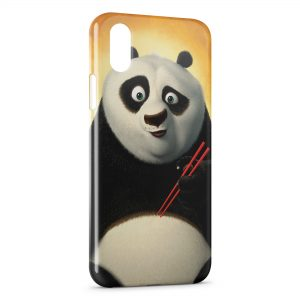 Coque iPhone X & XS Kung Fu Panda 8