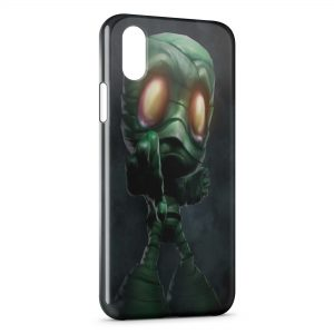 Coque iPhone X & XS League Of Legends Amumu