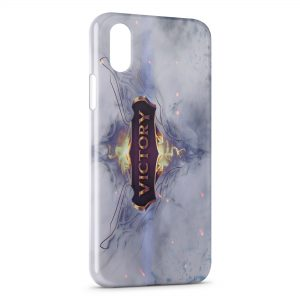 Coque iPhone X & XS League Of Legends Victory