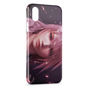 Coque iPhone X & XS Lightning - Final Fantasy XIII