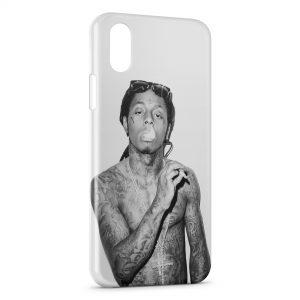 Coque iPhone X & XS Lil Wayne 3