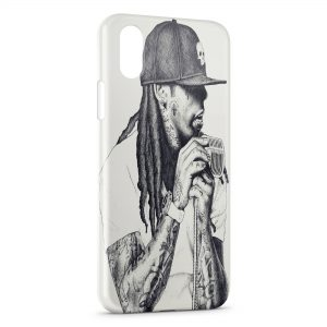Coque iPhone X & XS Lile Wayne