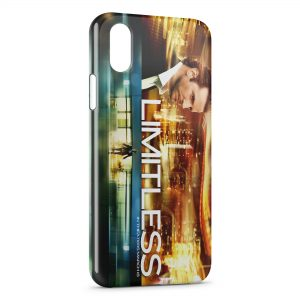 Coque iPhone X & XS Limitless Bradley Cooper