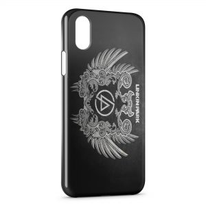 Coque iPhone X & XS Linkin Park 2
