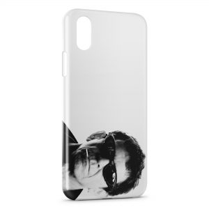 Coque iPhone X & XS Lou Reed 2
