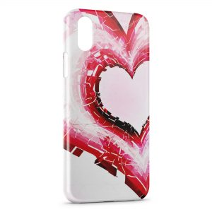 Coque iPhone X & XS Love 2