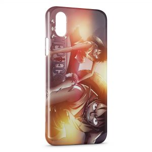 Coque iPhone X & XS Luffy - One Piece