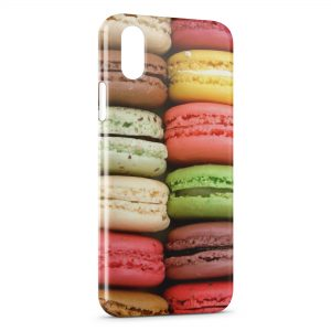 Coque iPhone X & XS Macarons 2