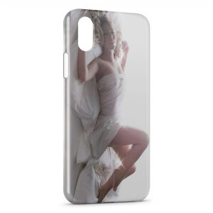 Coque iPhone X & XS Mariah Carey 2