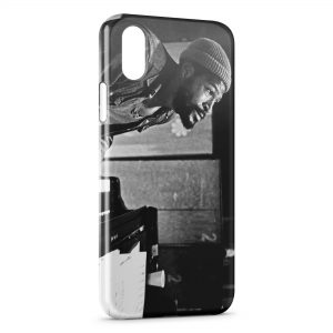 Coque iPhone X & XS Marvin Gaye