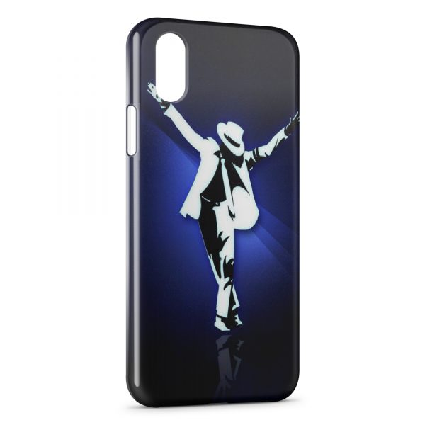 coque iphone x michael jackson