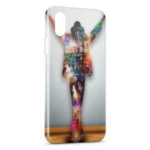 Coque iPhone X & XS Michael Jackson This is it