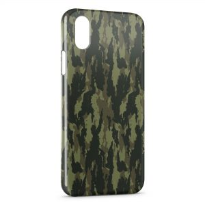 Coque iPhone X & XS Militaire 2