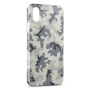 Coque iPhone X & XS Militaire 3