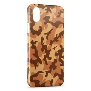 Coque iPhone X & XS Militaire 7