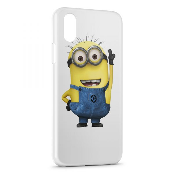 Coque iPhone X & XS Minion 2