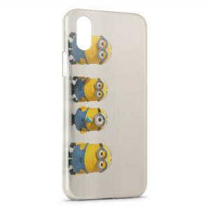 Coque iPhone X & XS Minion 22