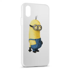 Coque iPhone X & XS Minion 4