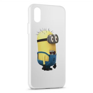 Coque iPhone X & XS Minion 5